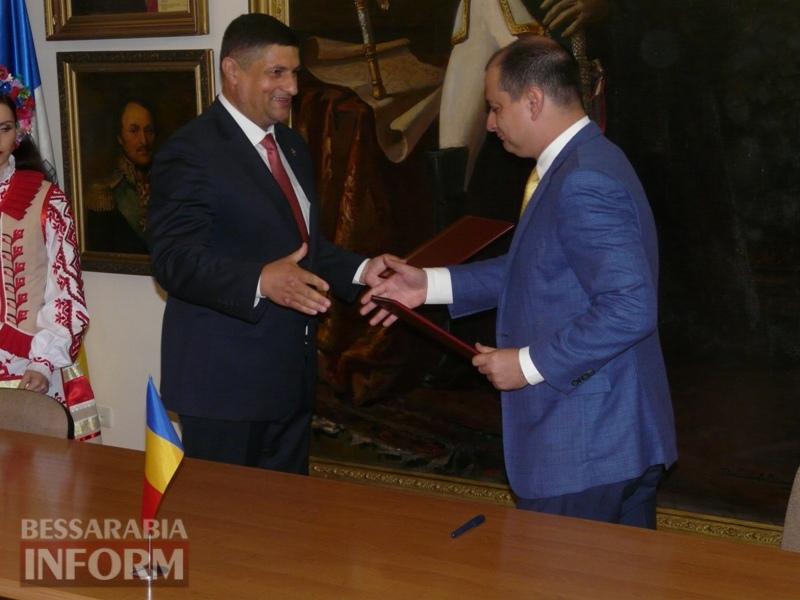 59c66c166af5b_P1090424 Измаил и Сектор 4 муниципалитета Бухарест подписали Соглашение о сотрудничестве