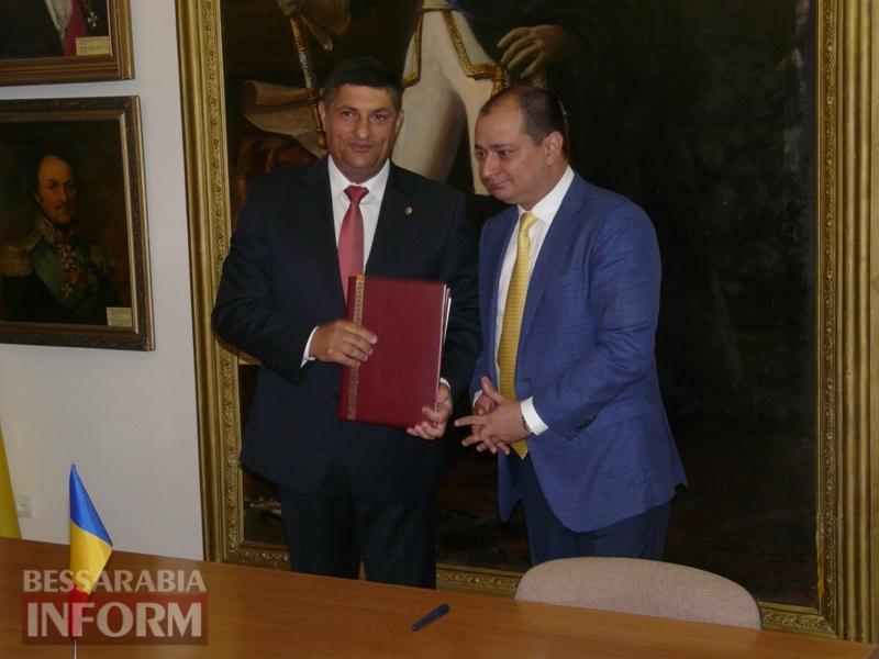 59c66c1e668a6_P1090426 Измаил и Сектор 4 муниципалитета Бухарест подписали Соглашение о сотрудничестве