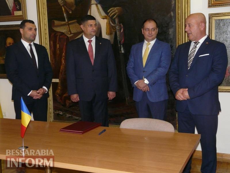 59c66c34e5033_P1090447 Измаил и Сектор 4 муниципалитета Бухарест подписали Соглашение о сотрудничестве