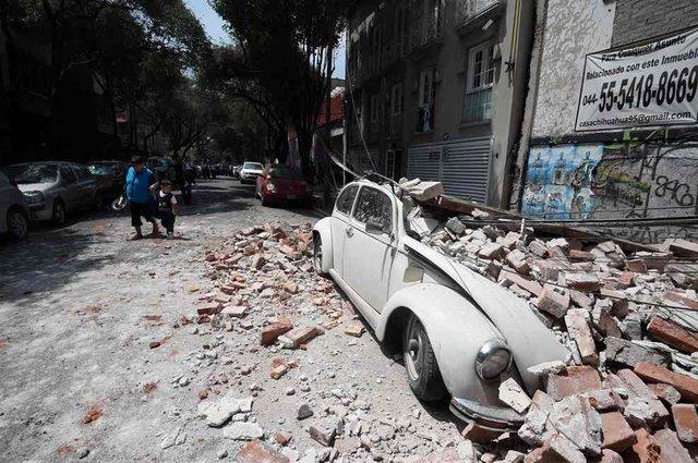 789551_main День в день: спустя 32 года в Мексике вновь произошло разрушительное землетрясение