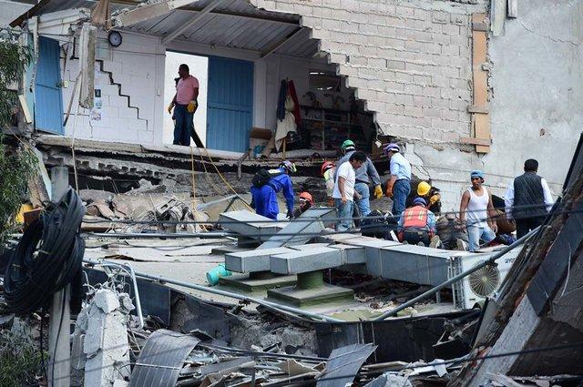 789552_main День в день: спустя 32 года в Мексике вновь произошло разрушительное землетрясение