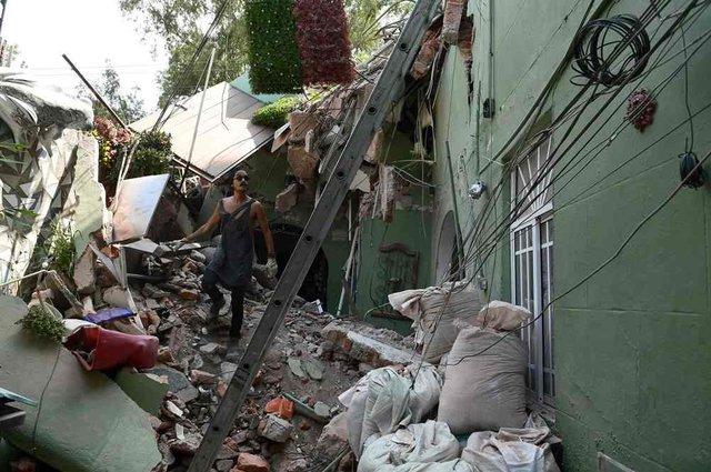 789553_main День в день: спустя 32 года в Мексике вновь произошло разрушительное землетрясение