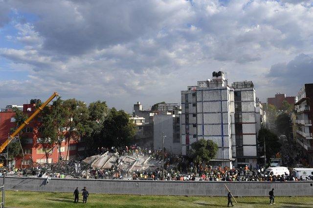 789557_main День в день: спустя 32 года в Мексике вновь произошло разрушительное землетрясение