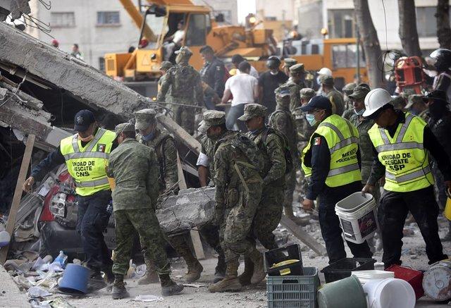 789559_main День в день: спустя 32 года в Мексике вновь произошло разрушительное землетрясение