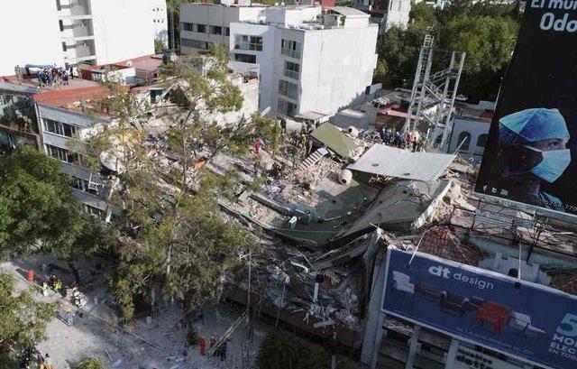 789566_main День в день: спустя 32 года в Мексике вновь произошло разрушительное землетрясение