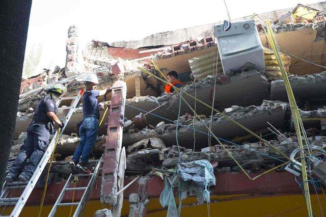 789571_main День в день: спустя 32 года в Мексике вновь произошло разрушительное землетрясение