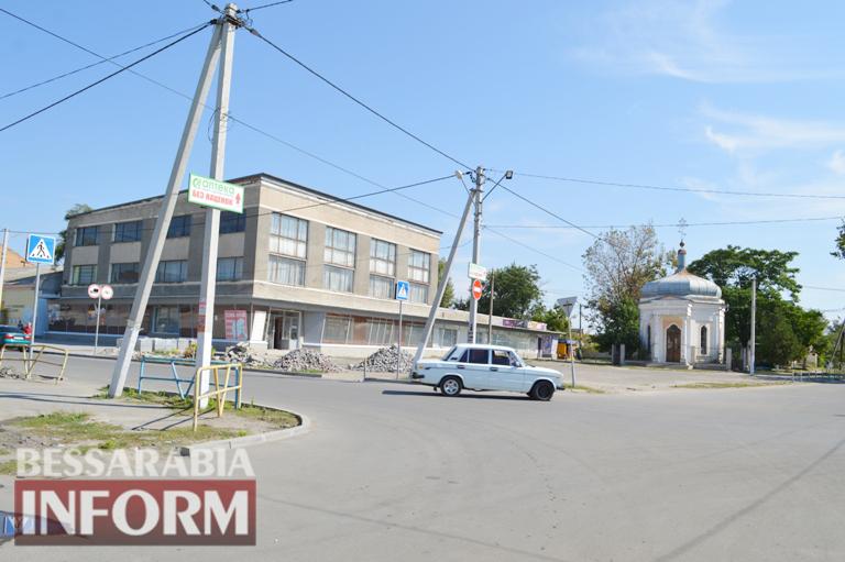 Со следующей недели в Килии начнут реконструировать главную площадь