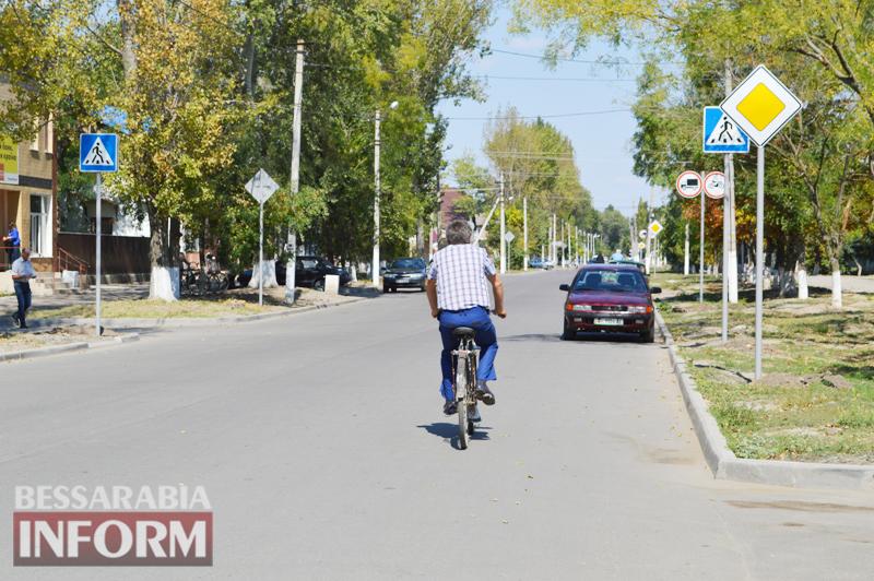 В Килии улицы Дунайская и Гагарина больше не односторонние