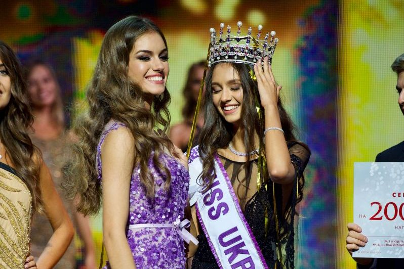 Килийская красавица Алина Рудан: «Пусть я и не стала победительницей «Мисс Украина, но моя корона всегда со мной»