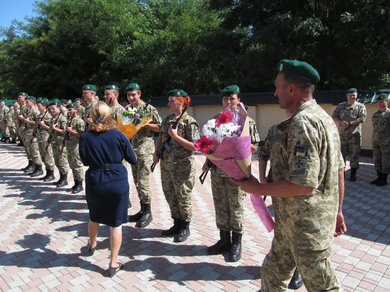 """IMG_1600 """"Торжественно клянусь"""": в Измаиле пограничники приняли Военную присягу"""