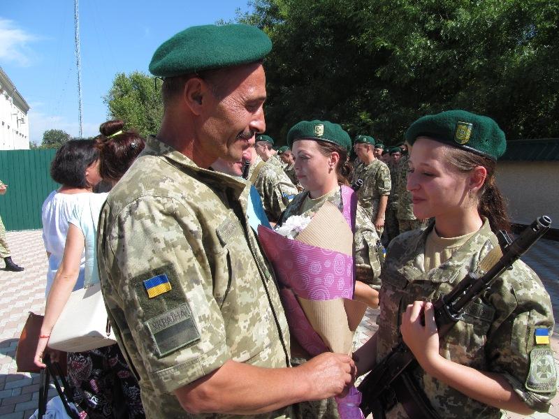 """IMG_1602 """"Торжественно клянусь"""": в Измаиле пограничники приняли Военную присягу"""