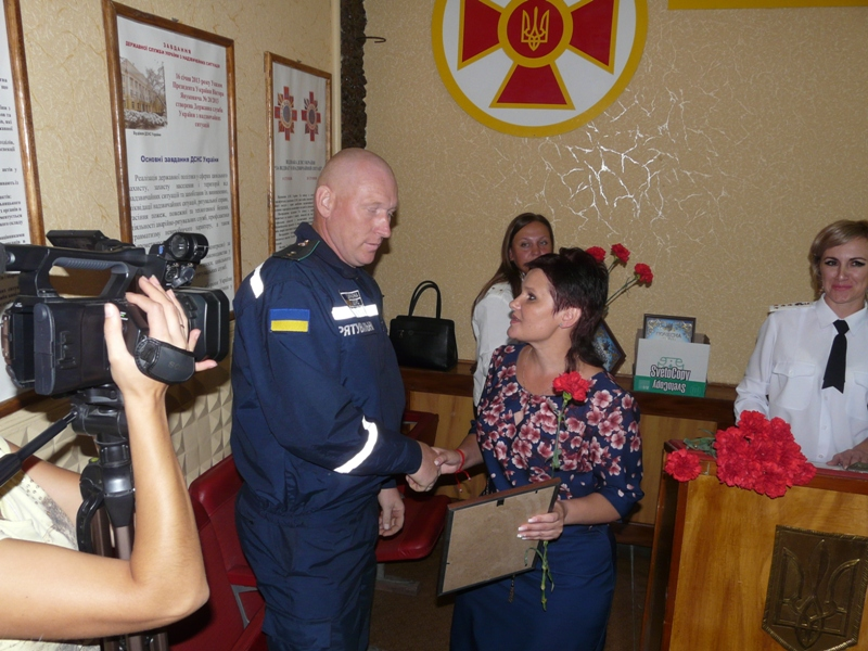 P1090154 Они всегда там, где людям нужна помощь: в Измаиле чествовали спасателей