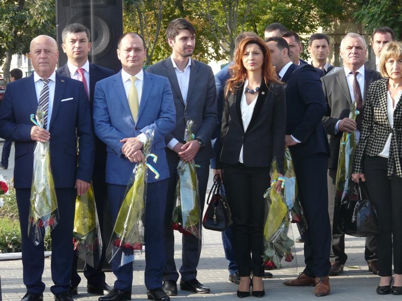 P1090242 Столица Придунавья отмечает 427-й день рождения: широкое празднование началось с самого утра