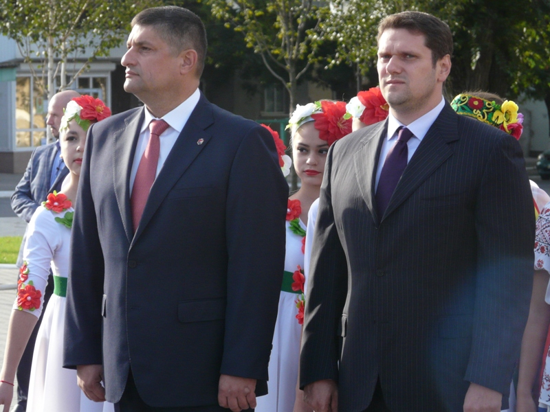 P1090252 Столица Придунавья отмечает 427-й день рождения: широкое празднование началось с самого утра