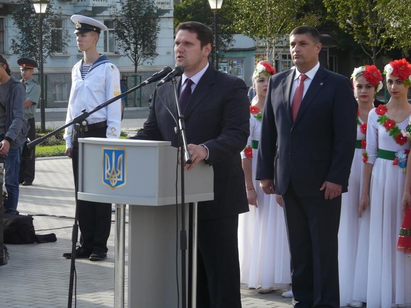 P1090267 Столица Придунавья отмечает 427-й день рождения: широкое празднование началось с самого утра