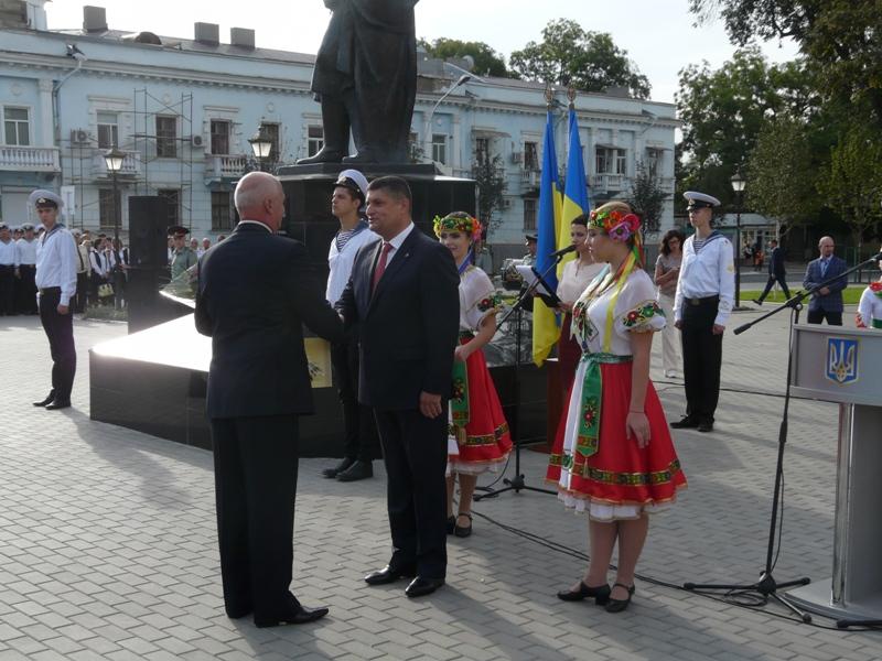 P1090275 Столица Придунавья отмечает 427-й день рождения: широкое празднование началось с самого утра