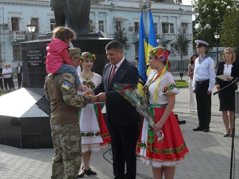P1090277 Столица Придунавья отмечает 427-й день рождения: широкое празднование началось с самого утра