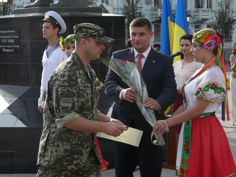 P1090284 Столица Придунавья отмечает 427-й день рождения: широкое празднование началось с самого утра