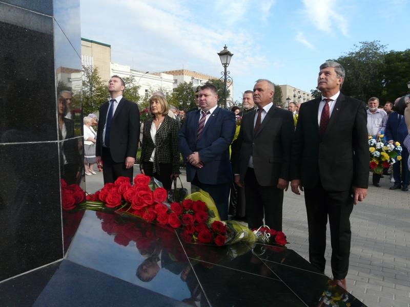 P1090328 Столица Придунавья отмечает 427-й день рождения: широкое празднование началось с самого утра