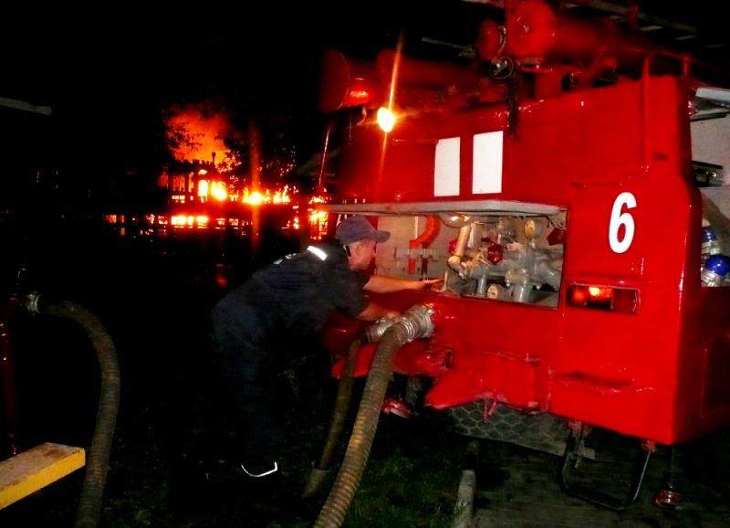 """P1290657 Прошедшей ночью в Одессе горел детский лагерь """"Виктория"""": погибли дети"""