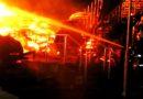 Прошедшей ночью в Одессе горел детский лагерь «Виктория»: погибли дети
