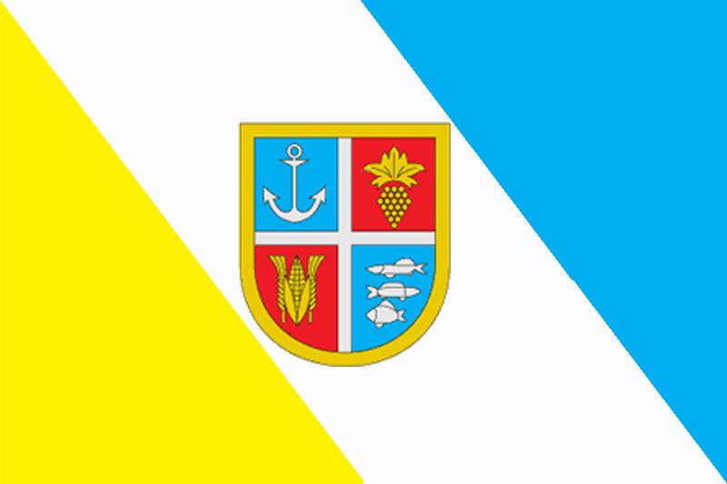 Reni_Raion_Flag Отныне Ренийский район имеет официально утвержденый Герб и Флаг