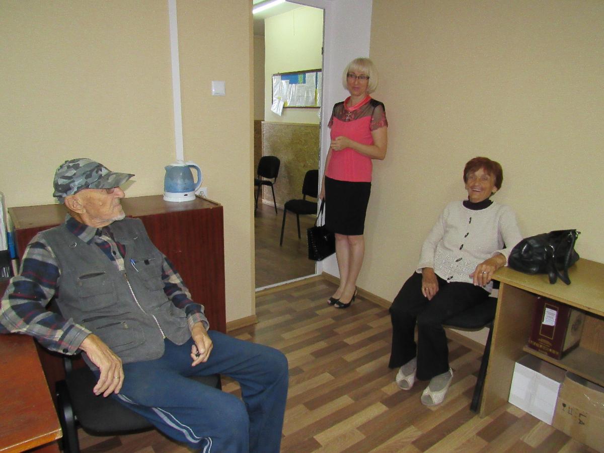 Белгород-Днестровским ветеранам Второй мировой войны по домам разнесли продуктовые наборы