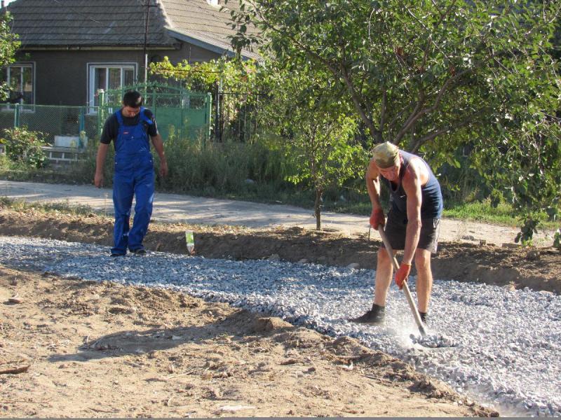 Жителям Аккермана построят новую современную спортплощадку - работы уже начались