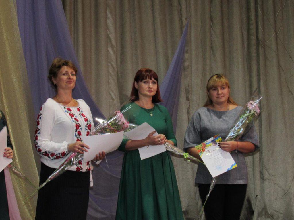 В Белгород-Днестровском торжественно поздравили работников образования