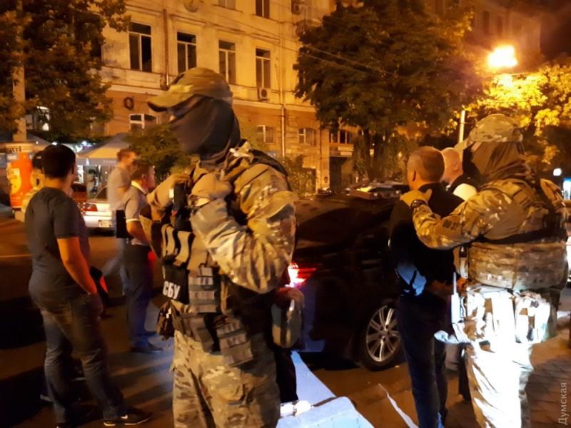 picturepicture_15049047242413541198352_77227 Начальник управления молодежной политики испорта Одесской ОГА задержан поподозрению вполучении взятки