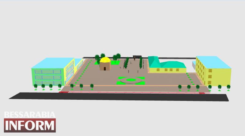unnamed Со следующей недели в Килии начнут реконструировать главную площадь