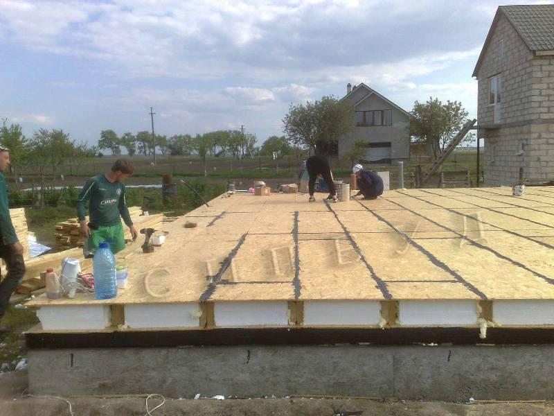 130520113394 Строим канадский дом из SIP панелей своими руками