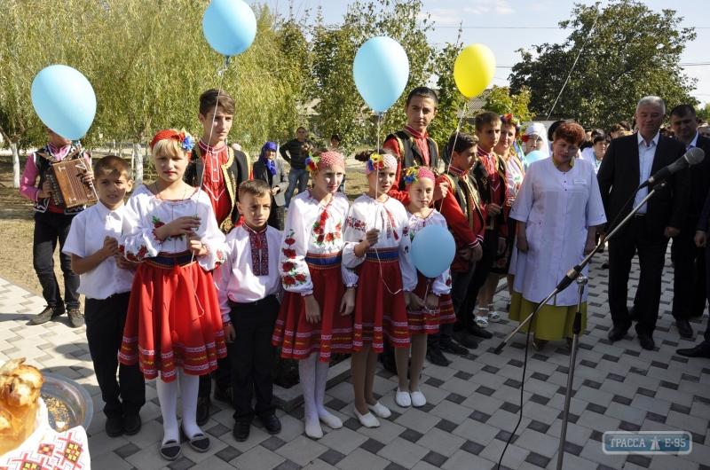 В селе Болградского района открыли новую амбулаторию
