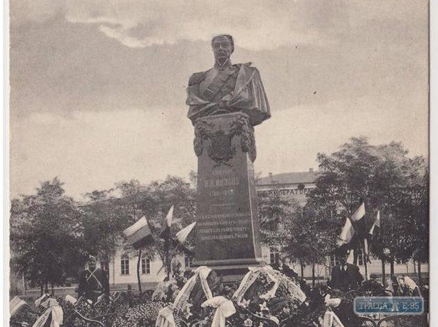 146760-v-centre-bolgrada-ustanovyat-novyj-pamyatnik-big В Болграде вторично откроют памятник основателю города генералу Ивану Инзову