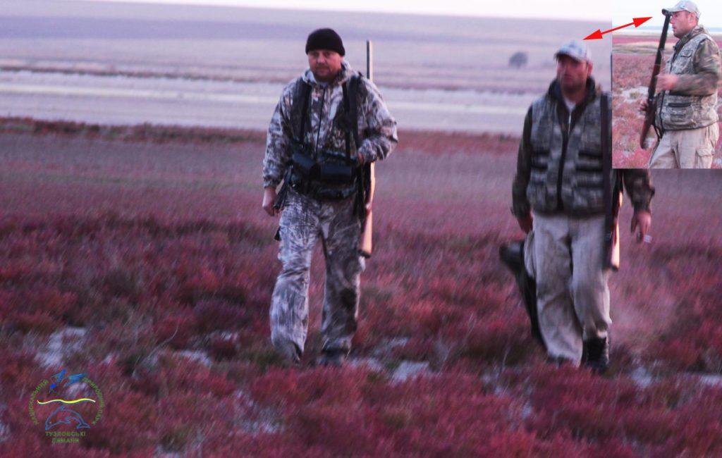 22104401_770492546470173_4179958743102533364_o-1024x650 НПП «Тузловские лиманы»: идиллию краснокнижных птиц, готовящихся к перелету, нарушили выстрелы браконьеров