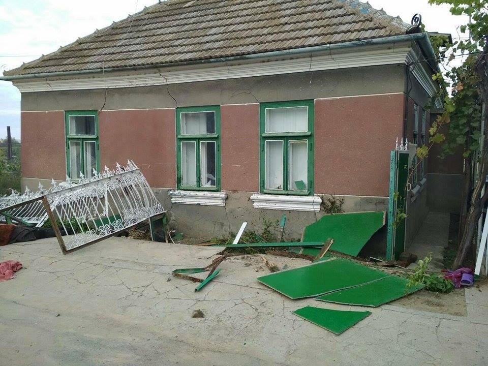 В Болградском районе пьяный водитель убил трех бабушек, сидящих на лавочке возле дома