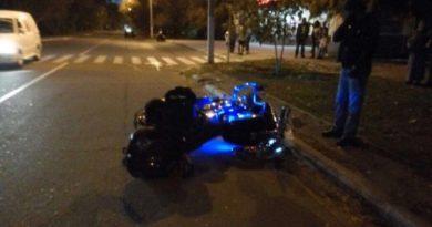 Хаос и анархия на дорогах Измаила: жертвой байкера-лихача стал 13-летний подросток