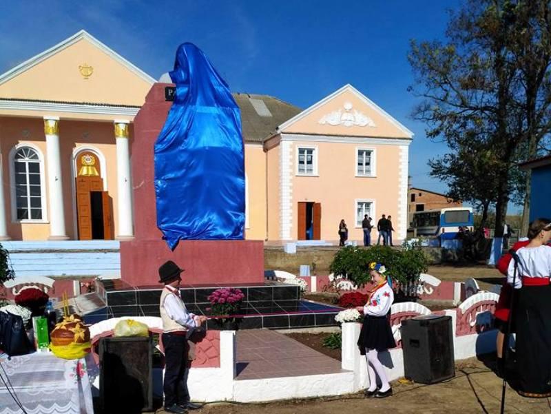 22885948_1516087851818338_8282603721829898406_n Памяти талантливого земляка: в Килийском районе открыли бюст молдавскому поэту Павлу Боцу