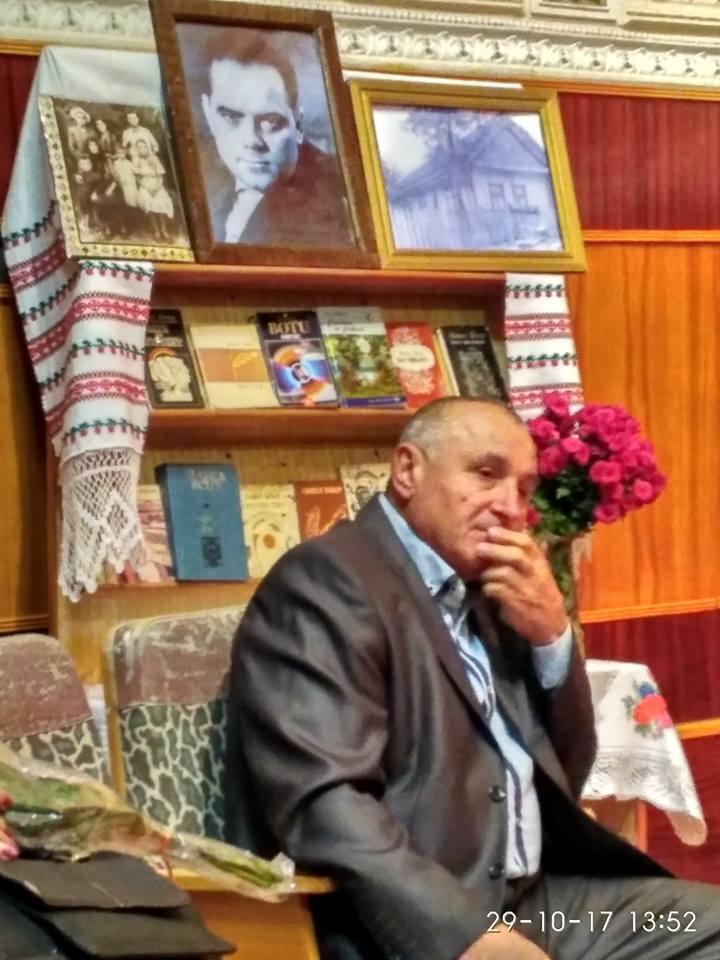23130574_1516655155094941_3679680544263665316_n Памяти талантливого земляка: в Килийском районе открыли бюст молдавскому поэту Павлу Боцу