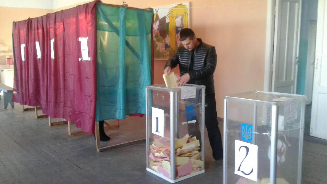 23523 Выборы в Вилковскую ОТГ: онлайн хроника