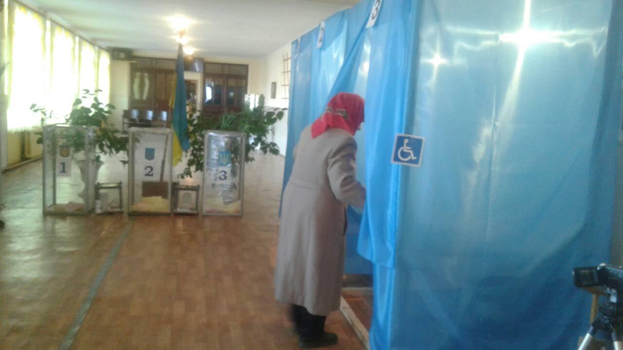 346346 Выборы в Вилковскую ОТГ: онлайн хроника