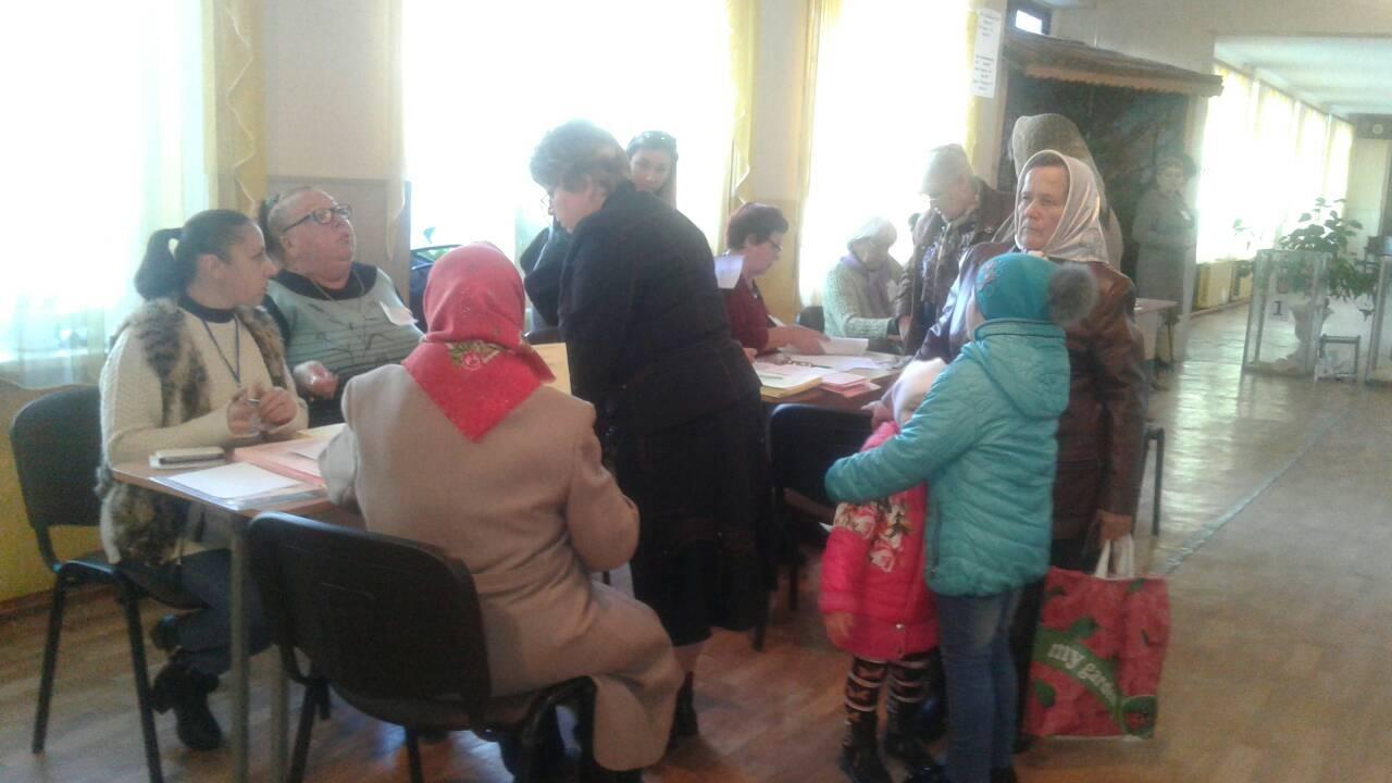 43634 Выборы в Вилковскую ОТГ: онлайн хроника
