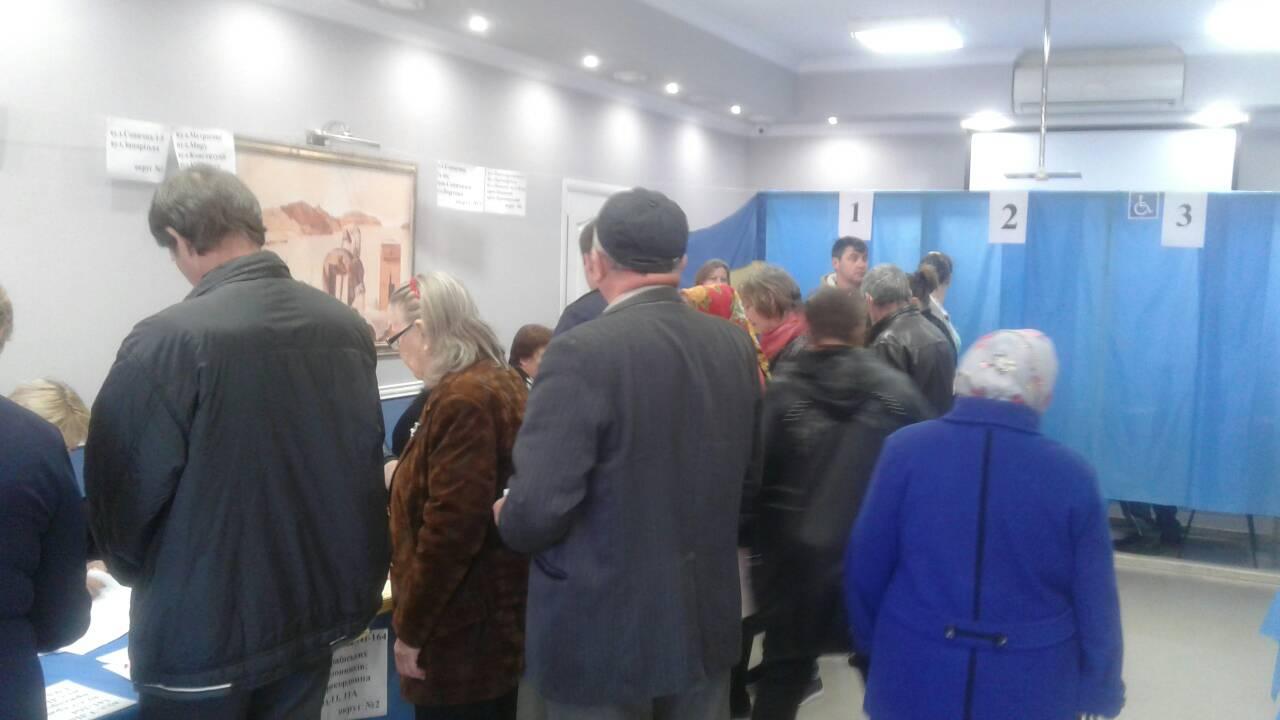4634-1 Выборы в Вилковскую ОТГ: онлайн хроника