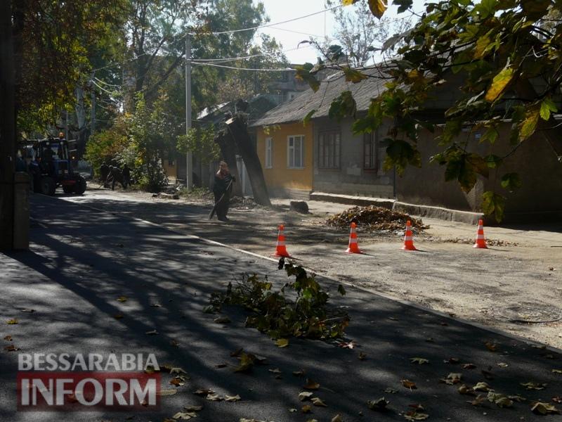 59e5e35ae71a0_P1140281 В Измаиле стартовал капитальный ремонт улицы Кишиневской