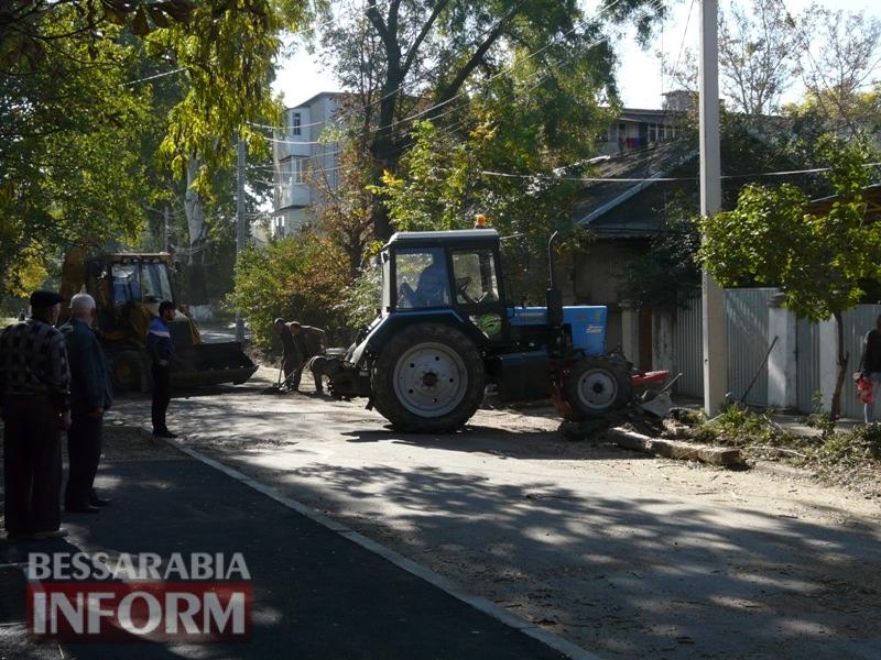 59e5e35db0264_P1140283 В Измаиле стартовал капитальный ремонт улицы Кишиневской