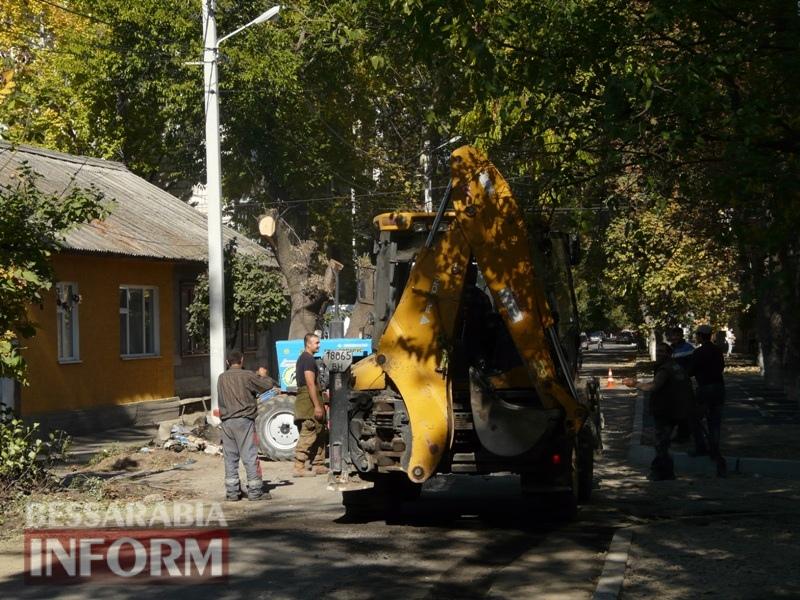 59e5e37549a10_P1140292 В Измаиле стартовал капитальный ремонт улицы Кишиневской