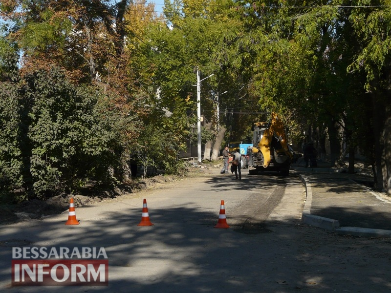 59e5e3e39e154_P1140295 В Измаиле стартовал капитальный ремонт улицы Кишиневской