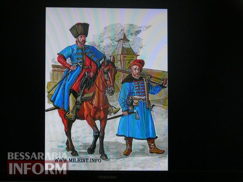 59e75fb9172db_P1140343 В Измаиле продемонстрировали подлинные образцы казацкого оружия