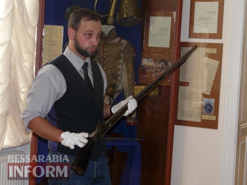 59e75fe266fac_P1140364 В Измаиле продемонстрировали подлинные образцы казацкого оружия