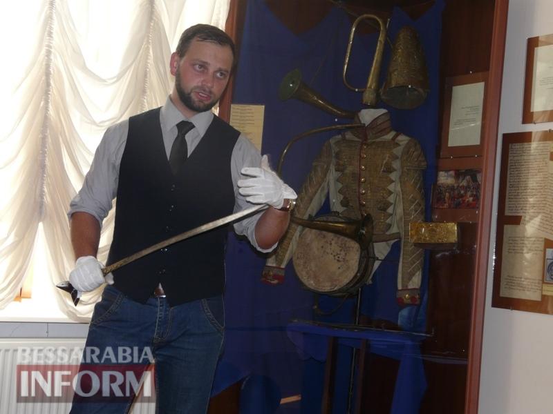 59e75fe79377c_P1140366 В Измаиле продемонстрировали подлинные образцы казацкого оружия